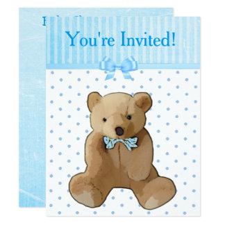 Você é convidado, convites do chá de fraldas do