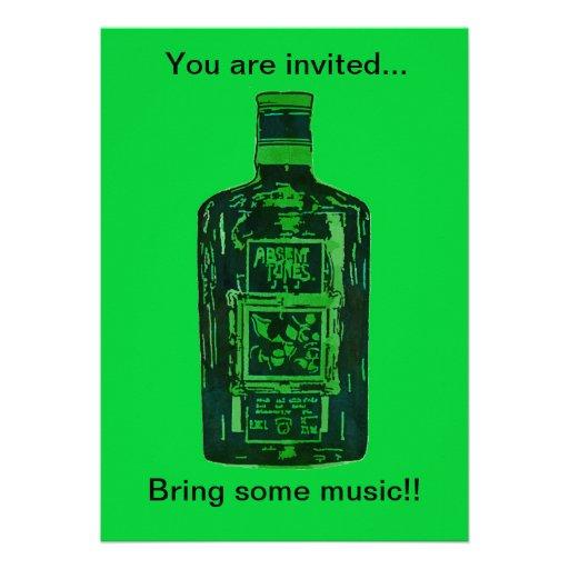 """""""Você é convidado. Traga convite de alguma música"""""""