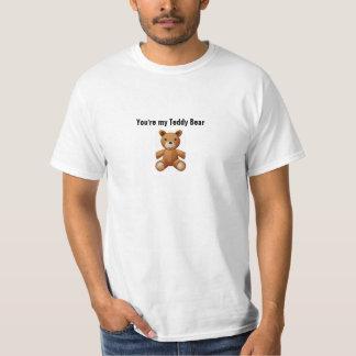 Você é minha camisa do urso de ursinho