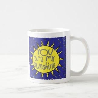 Você é minha caneca da luz do sol