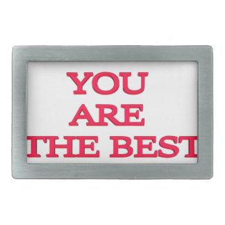 Você é o melhor