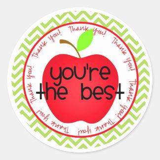 Você é o melhor adesivo