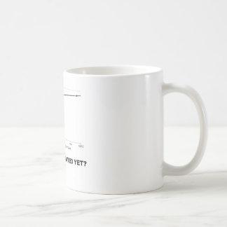 Você é saturado ainda? (Humor da química) Caneca De Café