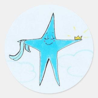 Você é uma estrela! adesivo