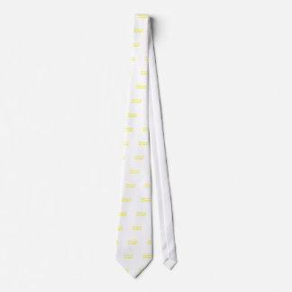 Você está em minha luz gravata