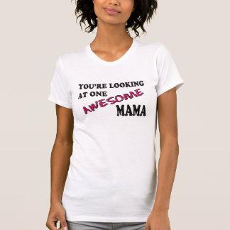 Você está olhando um Mama impressionante T-shirt