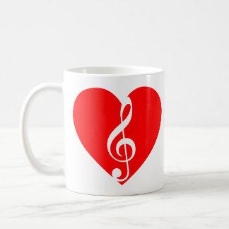 """""""Você faz meu coração cantar"""" a caneca musical do"""