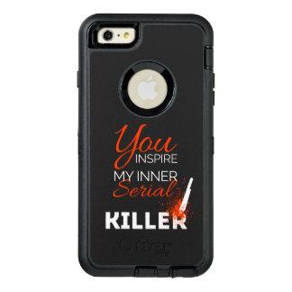 Você inspira meu assassino em série interno