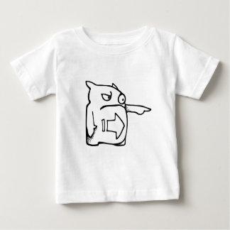 Você lá! t-shirts
