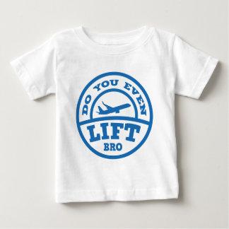 Você levanta mesmo Bro? T-shirt