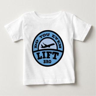 Você levanta mesmo Bro? Tshirt
