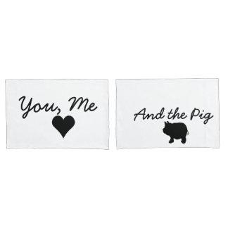 Você, mim e o porco