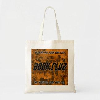 Você não fala sobre o clube de leitura bolsas