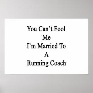 Você não pode enganar-me que eu sou casado ao poster