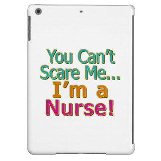 Você não pode susto mim, cuidados engraçados da capa para iPad air
