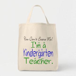 Você não pode susto mim que eu sou um professor de sacola tote de mercado