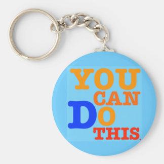 Você pode fazer este chaveiro