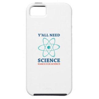 Você precisa a ciência capa para iPhone 5