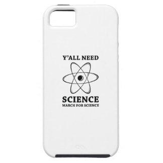 Você precisa a ciência capas para iPhone 5