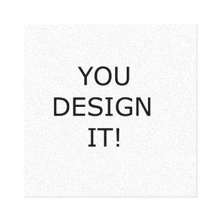 Você projeta-o! impressão de canvas esticadas