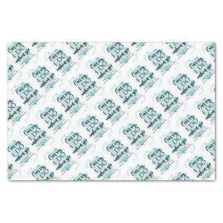 Você será meu cartão da pergunta da madrinha de papel de seda