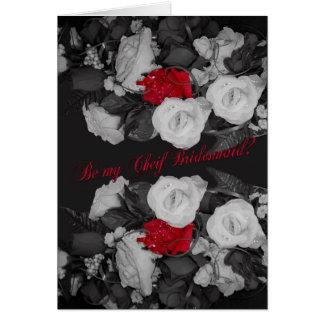 Você será meu convite de casamento principal da cartão comemorativo