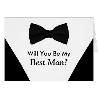 Você será meus melhores cartões do homem