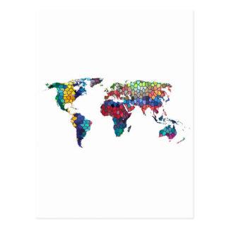 Você significa-me o mundo coleção cartão postal