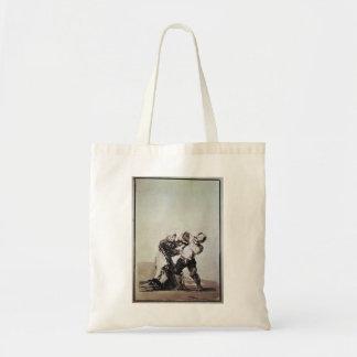 Você verá mais tarde por Francisco Goya Bolsas Para Compras