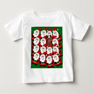 Você viu Rudolph? Camiseta Para Bebê