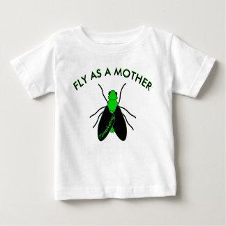 Voe como uma criança da camisa 72marketing do bebê