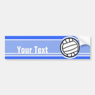 Voleibol; Azul Adesivos