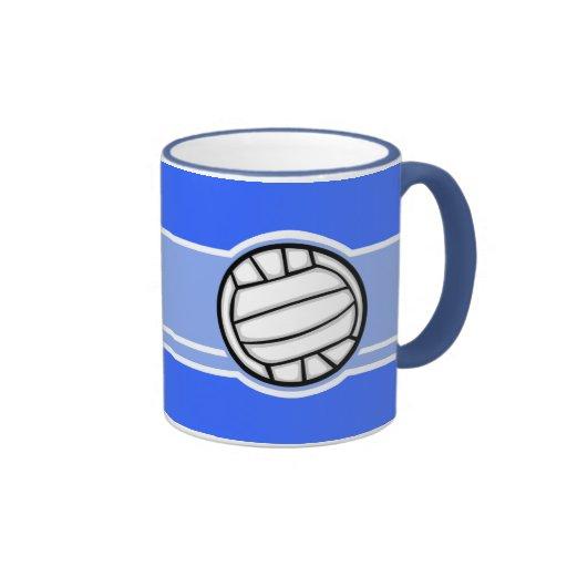Voleibol; Azul Caneca