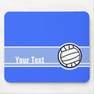 Voleibol; Azul Mousepad