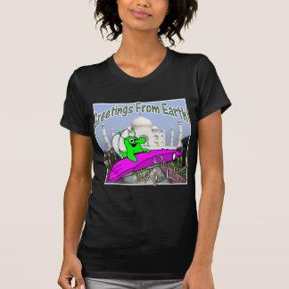 Volts do dragão Taj Mahal T-shirt