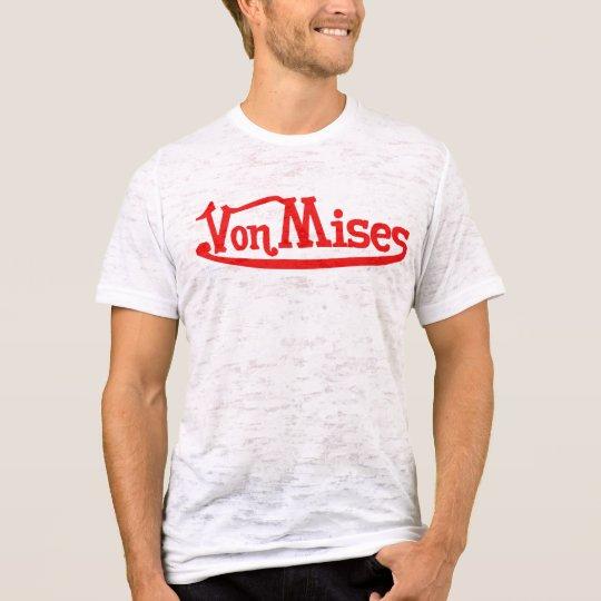 Von Mises Camiseta