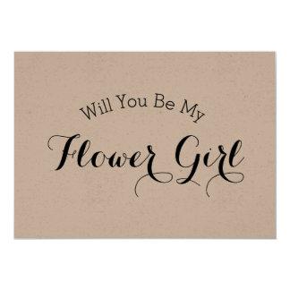 Vontade rústica você seja meu cartão da proposta