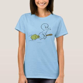 Vôo de Casper na vassoura Camiseta