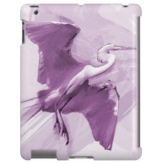 Vôo no céu, caso do Egret do iPad Capa Para iPad