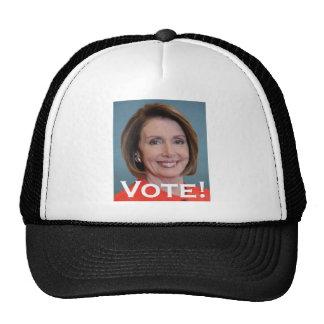 Voto Nancy Pelosi Boné