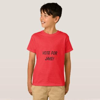 Voto para a camisa do miúdo de Jake