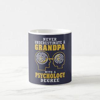 Vovô da psicologia caneca de café