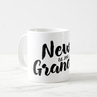 Vovô novo Est. 2018, caneca de primeira geração