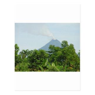 Vulcão de Arenal, Costa Rica. Cartoes Postais