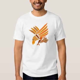 VW design subindo da arte de Eagle Tshirts