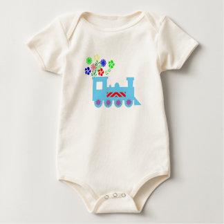 VW equipamento da criança de CuteTrain Macacãozinho Para Bebê