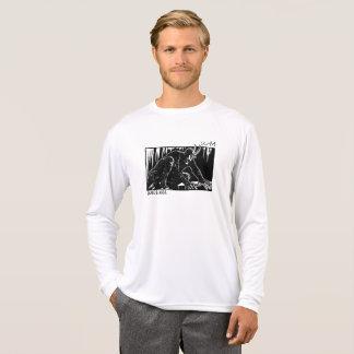 W.M. Skate & acesso. Camisa do LS - edição do