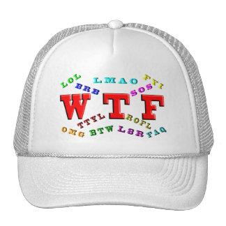 W T F e calão do computador Bone