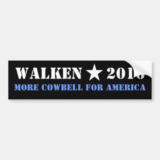 WALKEN 2016 MAIS COWBELL ADESIVO PARA CARRO