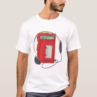 Walkman Camiseta